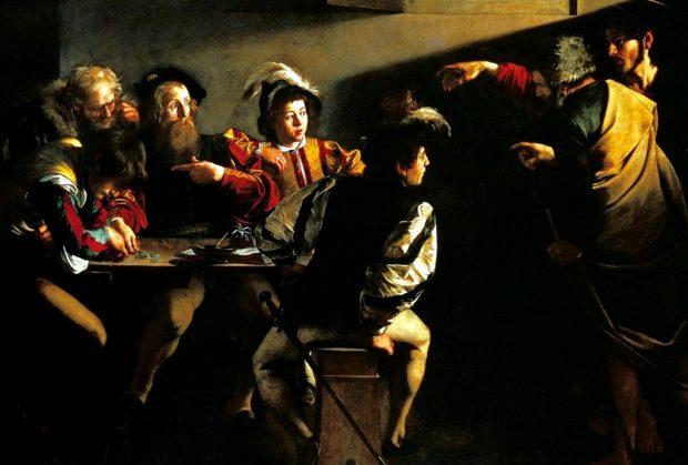 La Vocazione di San Matteo (Caravaggio)